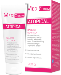 Medicerum Atopical, balsam 200 g