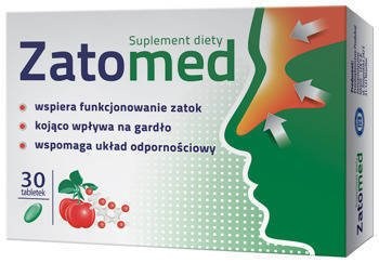Zatomed, 30 tabl. powl.